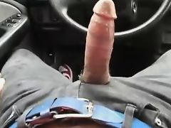Big cock edger- Rock hard boner cums