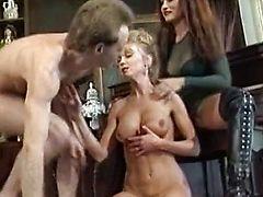 Fucking blonde hard