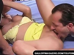 Isabella Gray Gets Double Penetration