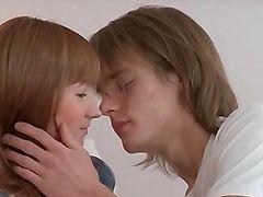 School hot girl seduced by her classmate