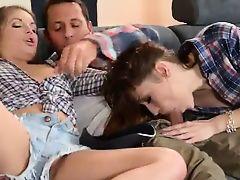 Macy, Jane and Nick