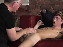 Hot gay scene Spanking The Schoolboy Jacob