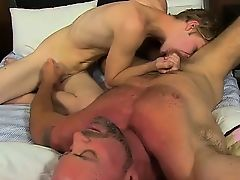 Sexy gay Check it out as Anthony Evans shoots his cum stream
