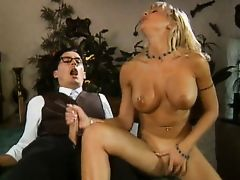 Great Anal For Blonde Bimbo