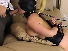 Blowjob slave