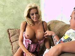 Older woman Hot and horny