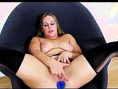 BBW Self Pleasure