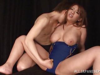 big breasted japanese slut gets fingered