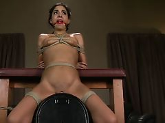 cumming on the sybian