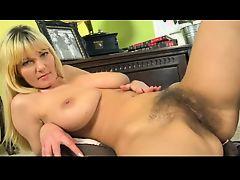 Best Of Hairy Queens 2 - Blonde Vanessa J - BVR