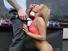 Wicked - Hot schoolgirl gets fucked hard