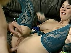 Hairy Vintage Anal