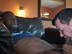 str8 black man's cum