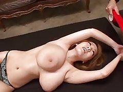 Huge Breasted Cum Dumster 1