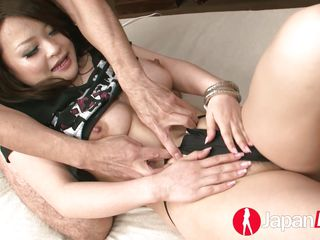 japan hd japanese dp with creampie surprise