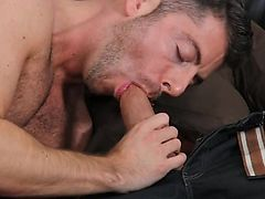 HD - GayCastings Michael fucks for first time