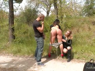 lusty klara gold gets humiliated