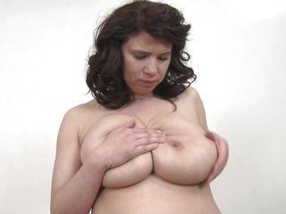naughty bitch helenka masturbating