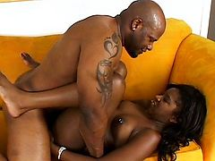 Amile Waters pussy pounding