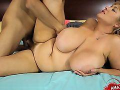 Busty pornstar best blowjob