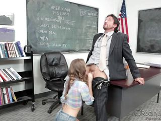 rebel gives the teacher some head @ corrupt schoolgirls #11