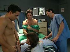 Butt Banged Naughty Nurses
