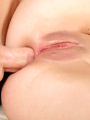 Sexy Amy Starz Gets a Cream Filled Ass