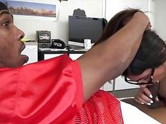 hot arab slut rides a black dick