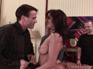 slutty milf entertaining horny guys @ cuckold diaries #12 - part 1