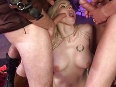 Christie Stevens - The Sexual Sacrifice of Christie Stevens