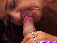 Busty mature pussyfucked doggystyle