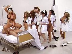 german hospital reverse gangbang
