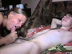 Whore is right now on top of her pleasures during fucking