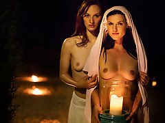 Passionate Lesbian Sex