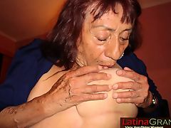 LatinaGrannY Amateur Mature Pictures Compilation