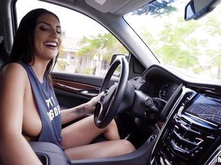 beautiful august needs a taste of big juicy cock
