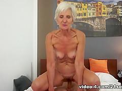 Crazy pornstar in Exotic Facial, Grannies porn scene