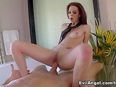 Exotic pornstars Rocco Siffredi, Kiera Winters in Amazing Italian, Pornstars adult movie