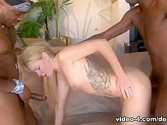 Crazy pornstar Summer Daniels in Horny Interracial, Small Tits adult movie
