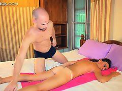Anal stimulation massage