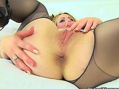 English milf Classy Filth will service all your needs