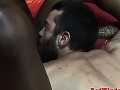 Dutch ebony whore pounded by horny tourist