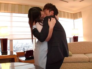 japanese husband and wife get intimate