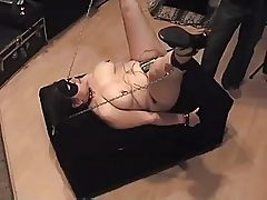 Amber Electro anal BDSM SMG