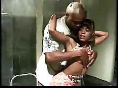 Jazmine Damn Hot Ebony Action 1