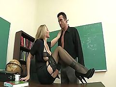 Good Morning, Horny Teacher!