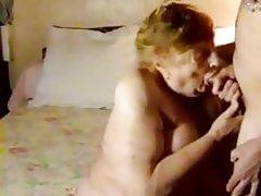 Cock Sucking Chunky Granny