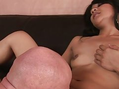 Horny milf krystal kelly drilled hard