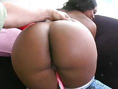 Jayden Starr the lush ebony chick having an interracial sex