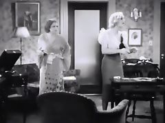 Carol Lombard in a nice see through blouse